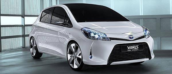 TopGear.com.ph Philippine Car News - Geneva Motor Show: Toyota Yaris HSD Concept