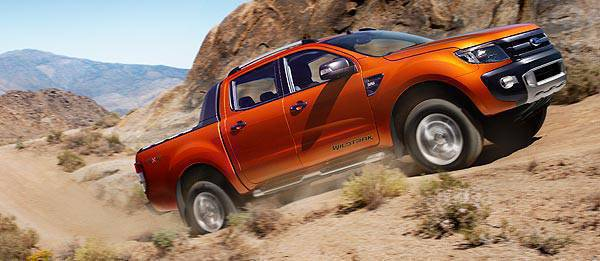 TopGear.com.ph Philippine Car News - Geneva Motor Show: A wilder Ranger Wildtrak