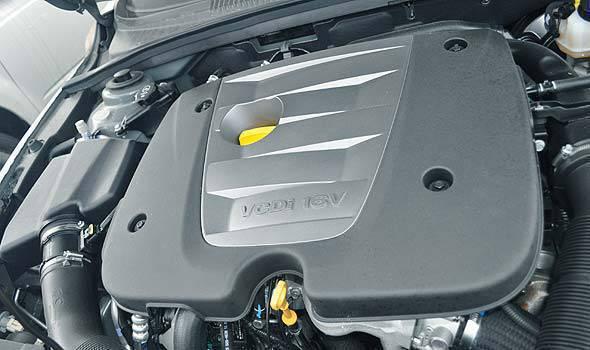 Chevrolet Cruze - diesel