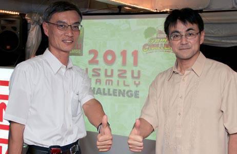 TopGear.com.ph Philippine Car News - Isuzu launches 2011 Family Challenge