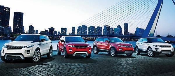 TopGear.com.ph Philippine Car News - Range Rover Evoque wins Car Design News' Car Design of the Year award
