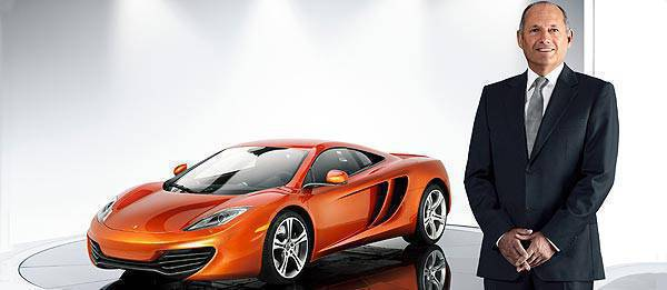 TopGear.com.ph Philippine Car News - McLaren boss's driver's license suspended