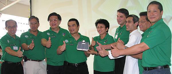 TopGear.com.ph Philippine Car News - DLSU unveils 2011 World Solar Challenge entry