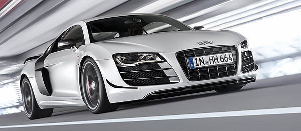 TopGear.com.ph Philippine Car News - Audi to produce limited run of R8 GT