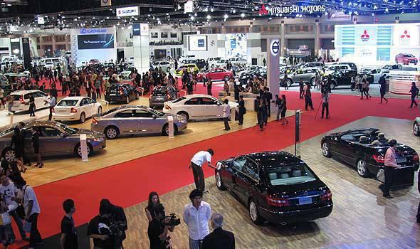 TopGear.com.ph Car News - Bangkok International Motor Show