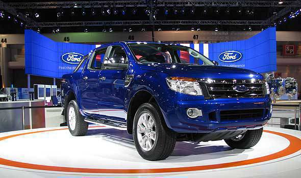 Ford Ranger - Bangkok International Motor Show