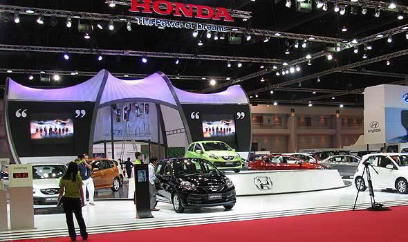 Honda Brio - Bangkok Motor Show