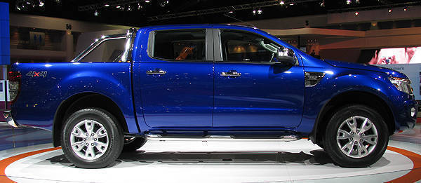 TopGear.com.ph Philippine Car News - Bangkok Motor Show: 10 things you need to know about the all-new Ford Ranger