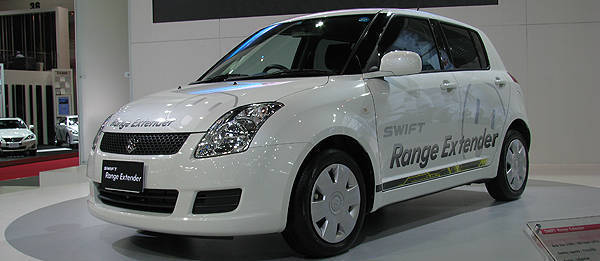 TopGear.com.ph Philippine Car News - Bangkok Motor Show: Suzuki Swift Range Extender