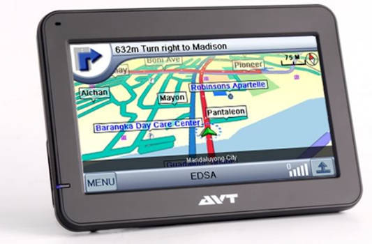 TopGear.com.ph Philippine Car News - MIAS 2011: AVT to offer GPS device at a discount