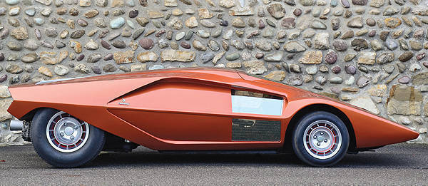 6 Bertone-designed concept cars to be auctioned off | News | Top ...