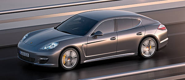 TopGear.com.ph Philippine Car News - Porsche unveils Panamera Turbo S