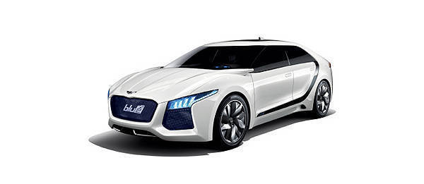 TopGear.com.ph Philippine Car News - Seoul Motor Show: Hyundai premieres Blue2 fuel cell concept