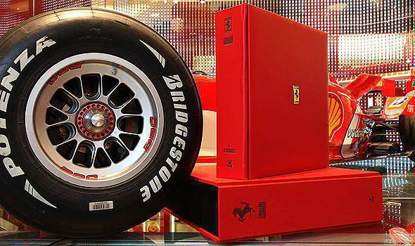 TopGear.com.ph Philippine Car News - Ferrari to come out with super expensive, limited-edition book