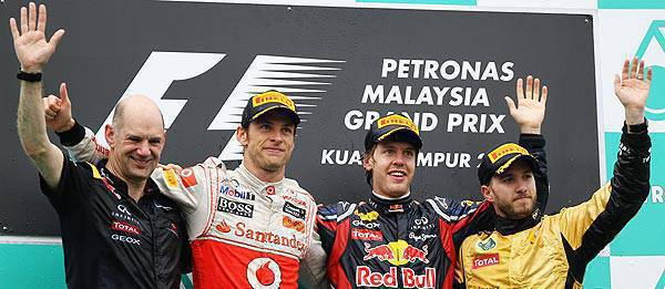 TopGear.com.ph Philippine Car News - 2011 Formula 1: Vettel makes it two-for-two