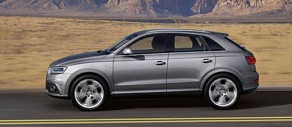 TopGear.com.ph Philippine Car News - Auto Shanghai 2011 preview: Audi's compact SUV