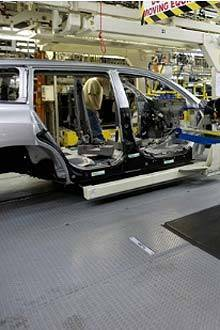 Car production Toyota