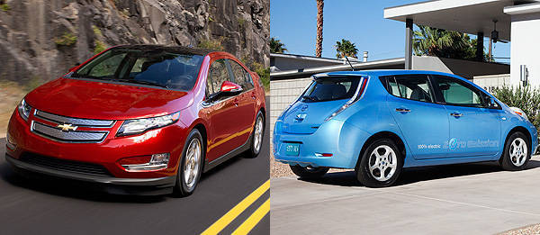 TopGear.com.ph Philippine Car News - Chevrolet Volt, Nissan Leaf top first-ever US crash test of plug-in electric cars