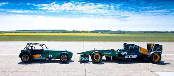 TopGear.com.ph Philippine Car News - Team Lotus buys Caterham Cars
