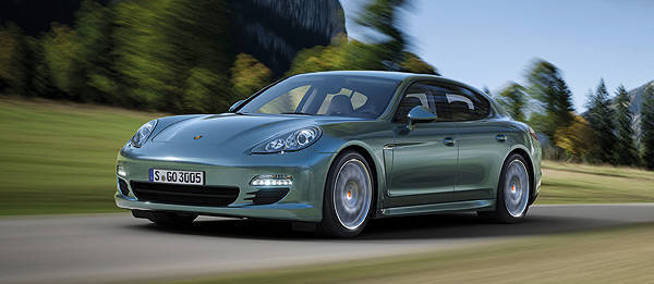 TopGear.com.ph Philippine Car News - Porsche launches diesel-fueled Panamera