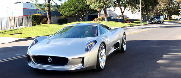 TopGear.com.ph Philippine Car News - Jaguar to build C-X75 hybrid supercar