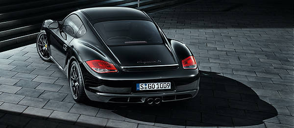 TopGear.com.ph Philippine Car News - Porsche launches Cayman S Black Edition variant