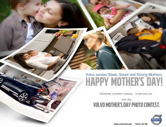 Volvo Mother's Day Contest