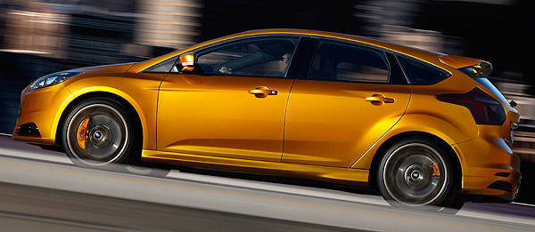 TopGear.com.ph Philippine Car News - Ford PH denies Focus ST's arrival in the country