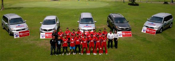 Kia and the Azkals