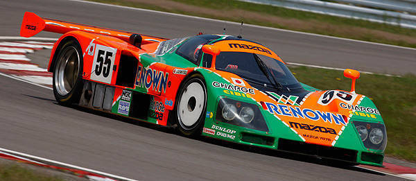 TopGear.com.ph Philippine Car News - Mazda 787B to return to Le Mans 20 years after winning the endurance race