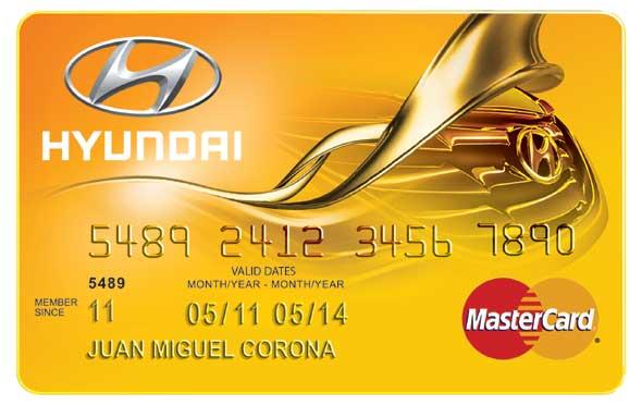 Hyundai MasterCard