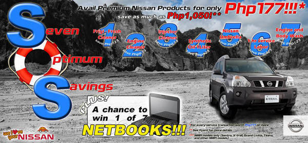 TopGear.com.ph Philippine Car News - Nissan Philippines brings back service campaign in time for the rainy season
