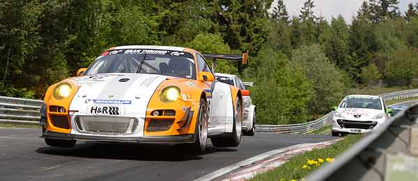 TopGear.com.ph Philippine Car News - Porsche GT3 R Hybrid wins Nurburgring endurance race
