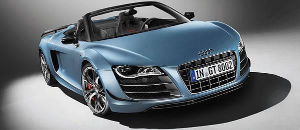 TopGear.com.ph Philippine Car News - Audi unveils open-top variant of R8 GT