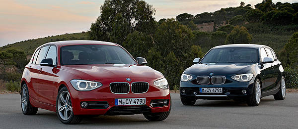 TopGear.com.ph Philippine Car News - BMW reveals all-new 1-Series