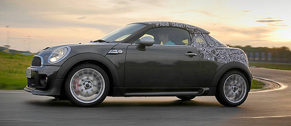TopGear.com.ph Philippine Car News - Mini previews Coupé and its variants