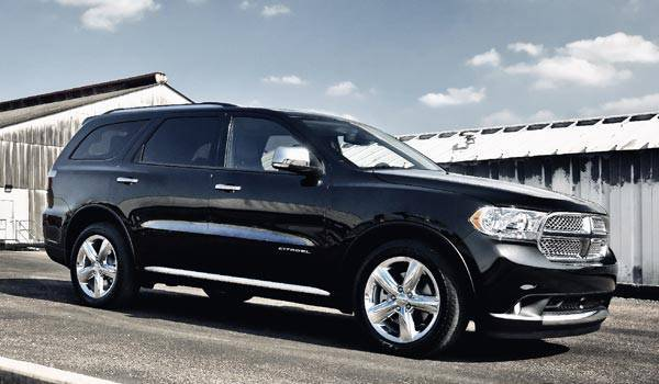 New Dodge Durango launched