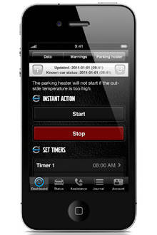 TopGear.com.ph Philippine Car News - Volvo releases app that keeps owners in touch with their cars