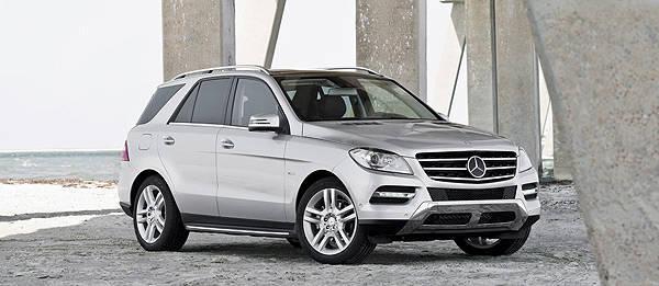 TopGear.com.ph Philippine Car News - Mercedes-Benz reveals all-new M-Class