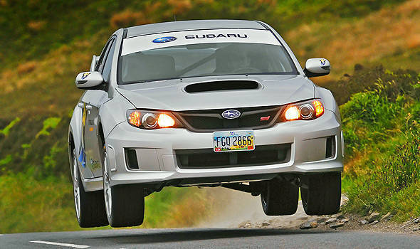 TopGear.com.ph Philippine Car News - Stock Subaru Impreza WRX STI cracks Isle of Man lap record for cars