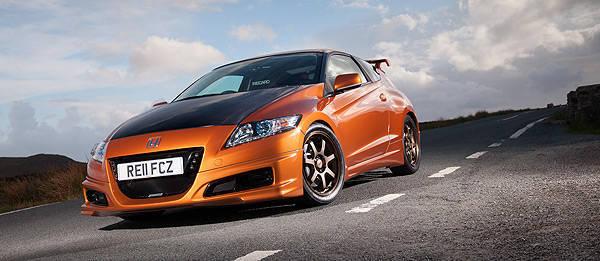 TopGear.com.ph Philippine Car News - Honda teases with Mugen-treated CR-Z