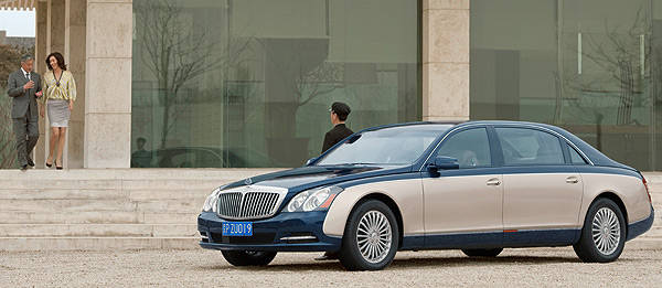 TopGear.com.ph Philippine Car News - Mercedes-Benz to kill Maybach brand by 2013 - report