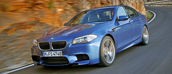 TopGear.com.ph Philippine Car News - Is the BMW M5's Active Sound party trick any good?