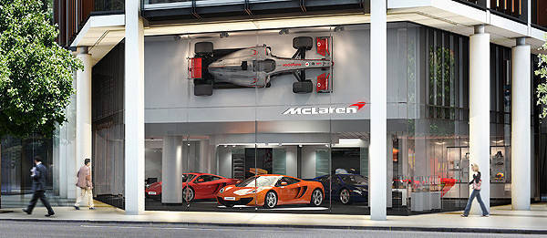 TopGear.com.ph Philippine Car News - McLaren opens very first showroom