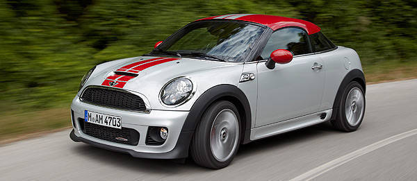 TopGear.com.ph Philippine Car News - Mini officially reveals Mini Coupe