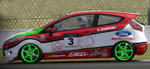 TRS Ford Fiesta Cup