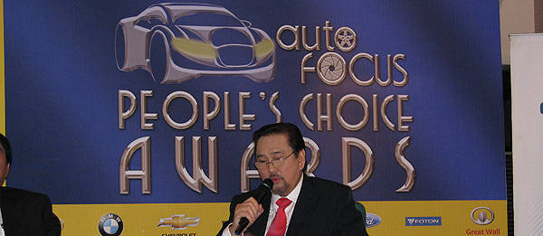 TopGear.com.ph Philippine Car News - Sunshine Television launches 2011 Auto Focus People's Choice Awardsv
