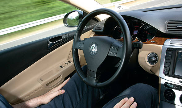 "TopGear.com.ph Philippine Car News - Volkswagen creating ""Temporary Auto Pilot"" technology"