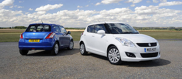 TopGear.com.ph Philippine Car News - Suzuki Philippines to launch all-new Swift next week