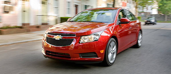 TopGear.com.ph Philippine Car News - Chevrolet to come out with Cruze coupe